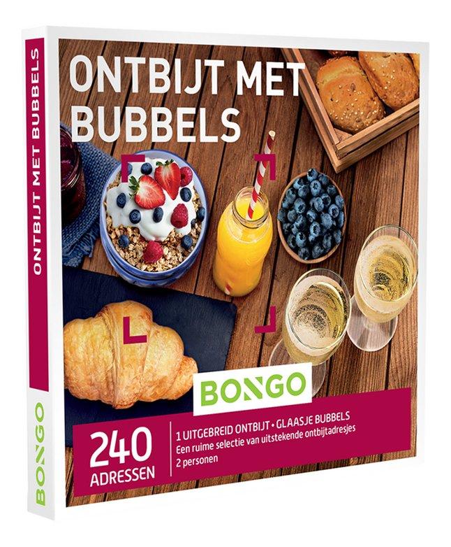 Afbeelding van Bongo cadeaubon Ontbijt met Bubbels from DreamLand
