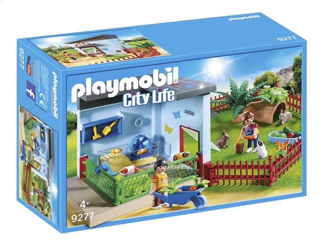 Image pour PLAYMOBIL City Life 9277 Maisonnette des rongeurs et lapins à partir de DreamLand