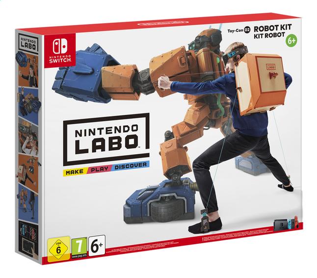 Afbeelding van Switch Nintendo Labo Robot kit from DreamLand