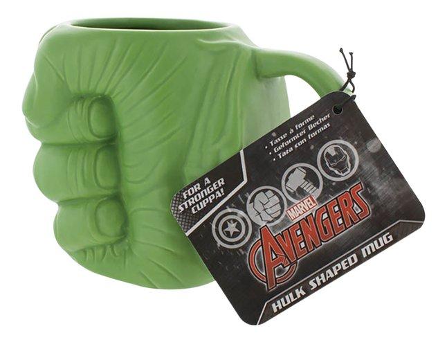 Afbeelding van Mok 3D Avengers Hulk from DreamLand