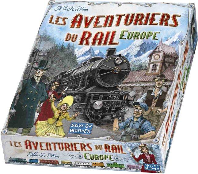 Image pour Les Aventuriers du Rail Europe à partir de DreamLand