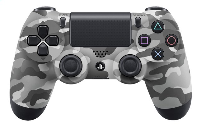Afbeelding van PS4 wireless controller Camouflage from DreamLand