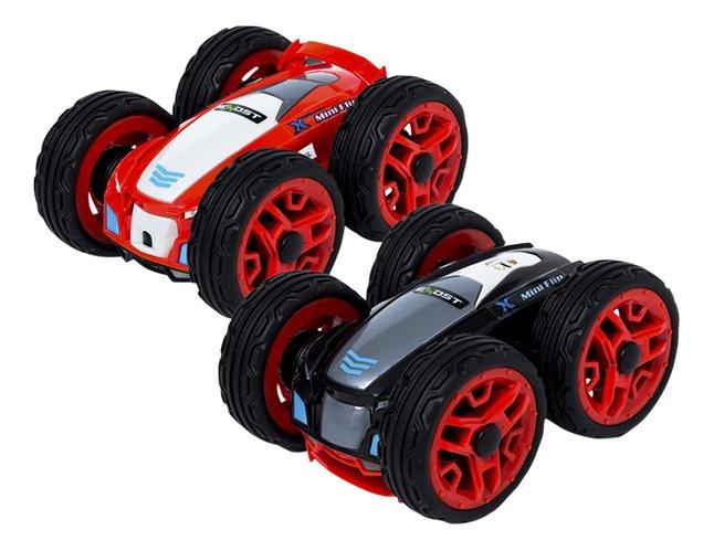 Flip 360 Exost Mini Voiture Rc Rouge 34cAjLq5RS