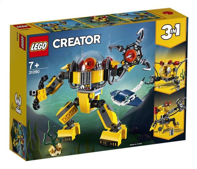 Afbeelding van LEGO Creator 3-in-1 31090 Onderwaterrobot from DreamLand