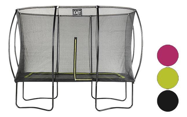 EXIT ensemble trampoline Silhouette L 3,05 x Lg 2,14 m
