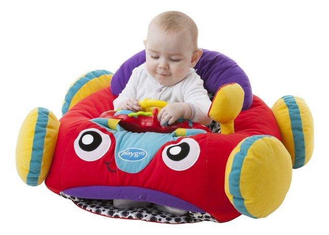 Afbeelding van Playgro Speelcentrum Music and Lights Comfy Car from DreamLand