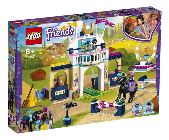 Afbeelding van LEGO Friends 41367 Stephanie's paardenconcours from DreamLand