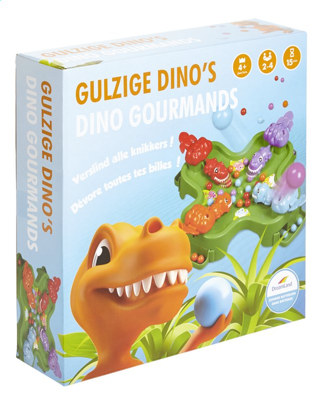 DreamLand Dino gourmands
