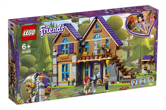 Maison 41369 Mia Friends Lego La De 43ALjc5Rq