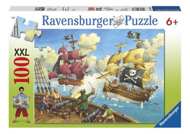 Afbeelding van Ravensburger puzzel Piratenslag from DreamLand