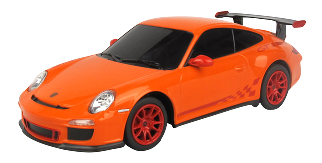Image pour Rastar voiture RC Porsche GT3 RS orange à partir de DreamLand