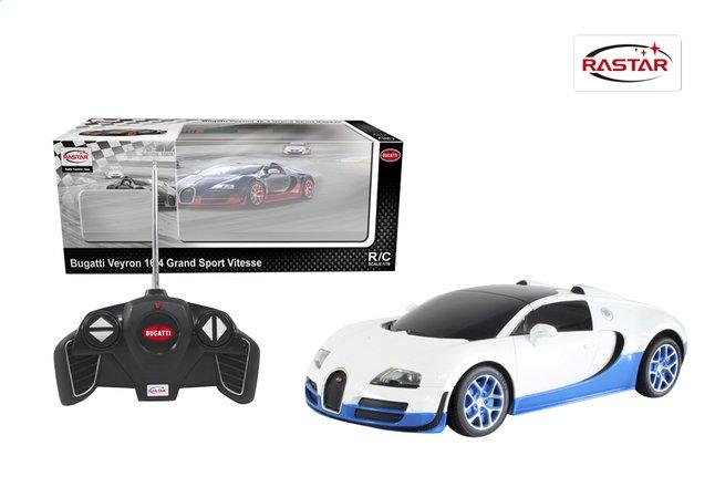 Image pour Voiture RC Bugatti Veyron blanc à partir de DreamLand