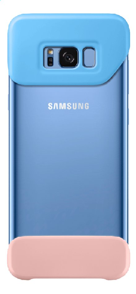 Image pour Samsung coque Galaxy S8+ bleu/rose à partir de DreamLand