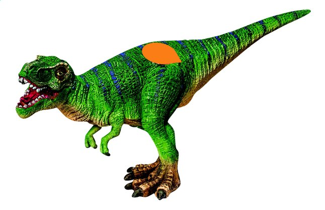 Afbeelding van Ravensburger Tiptoi interactieve figuur Tyrannosaurus klein from DreamLand