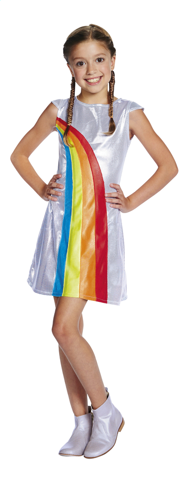 Image pour Déguisement K3 robe arc-en-ciel taille 116 à partir de DreamLand