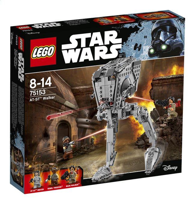 Afbeelding van LEGO Star Wars 75153 AT-ST Walker from DreamLand