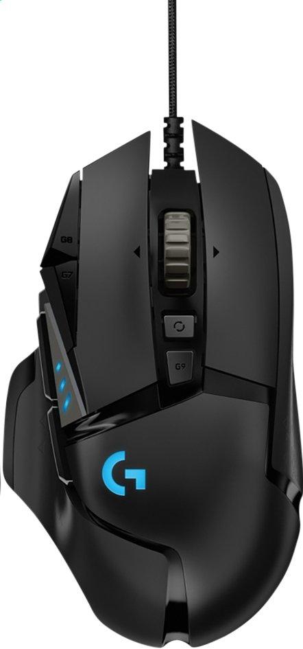 Afbeelding van Logitech gaming muis G502 HERO from DreamLand