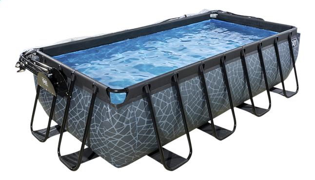 Afbeelding van EXIT zwembad Stone met overkapping 4 x 2 m from DreamLand