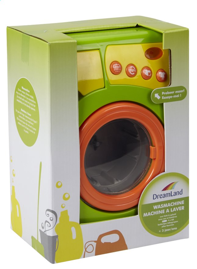 Afbeelding van DreamLand Wasmachine from DreamLand