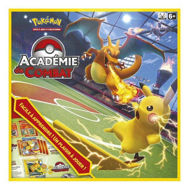 Pokemon Jcc Jeu De Plateau L Academie De Combat Du Jeu De Cartes A Collectionner Super Deals Et Nouveautes Au Quotidien Chez Dreamland