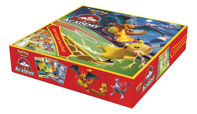 Pokémon TCG Jeu de plateau : Battle Academy ANG