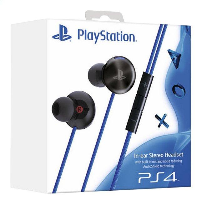 Afbeelding van Sony Oortelefoon PS4 in ear zwart from DreamLand