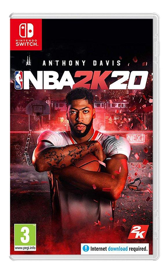 Nintendo Switch NBA 2K20 FR/ENG