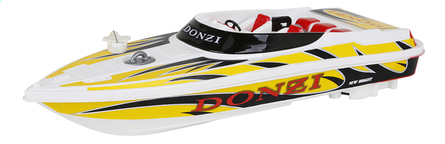 Afbeelding van New Bright boot RC Donzi from DreamLand