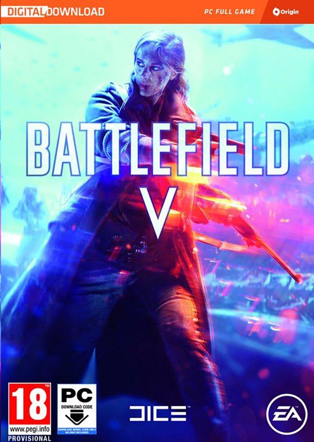 Image pour PC Battlefield V FR/ANG à partir de DreamLand