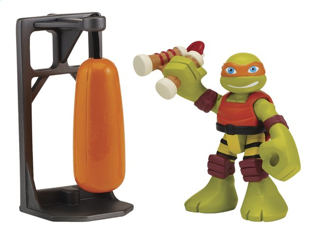 Afbeelding van Teenage Mutant Ninja Turtles Half-Shell Heroes Mikey from DreamLand