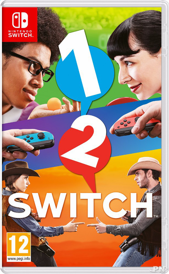 Afbeelding van Nintendo Switch 1-2 Switch ENG from DreamLand