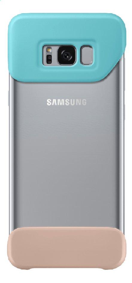 Image pour Samsung coque Galaxy S8+ mint/rose à partir de DreamLand