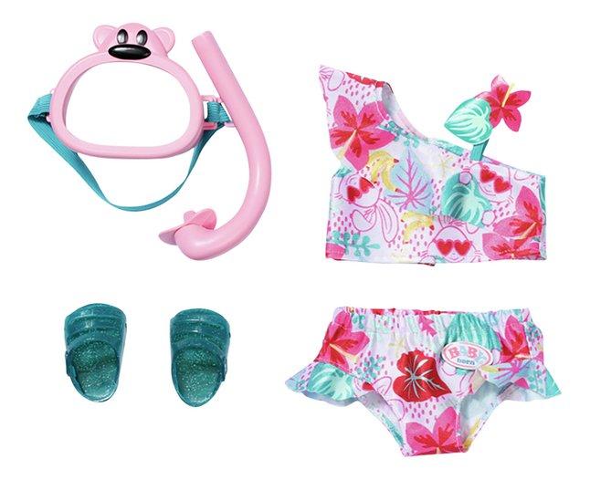 BABY born set de vêtements Holiday Deluxe Bikini