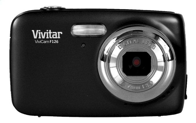 Afbeelding van Vivitar Digitaal fototoestel VF126 zwart from DreamLand