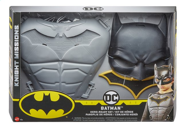 Afbeelding van DC Comics Speelset Batman Hero-Ready set from DreamLand