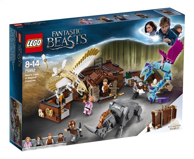 Lego Fantastic Beasts 75952 La Valise Des Animaux Fantastiques De