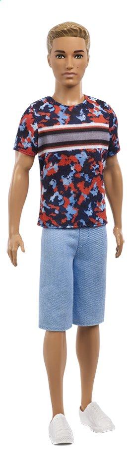 Image pour Barbie poupée mannequin  Ken Fashionistas Original 118 - Hyper Print à partir de DreamLand