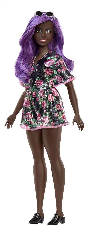 Image pour Barbie poupée mannequin  Fashionistas Curvy 125 - Pink Roses à partir de DreamLand