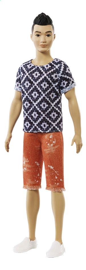 Image pour Barbie poupée mannequin  Ken Fashionistas Original 115 - Boho Hip à partir de DreamLand