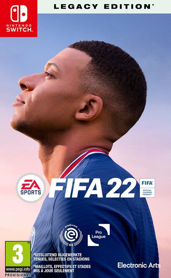 Nintendo Switch FIFA 22 FR/NL