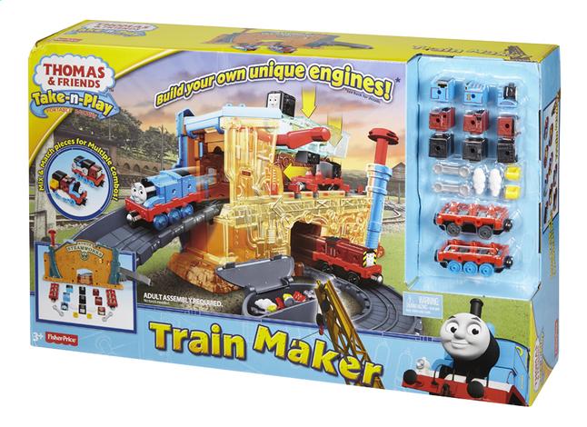 Afbeelding van Fisher-Price speelset Thomas & Friends Take-n-Play Train Maker from DreamLand