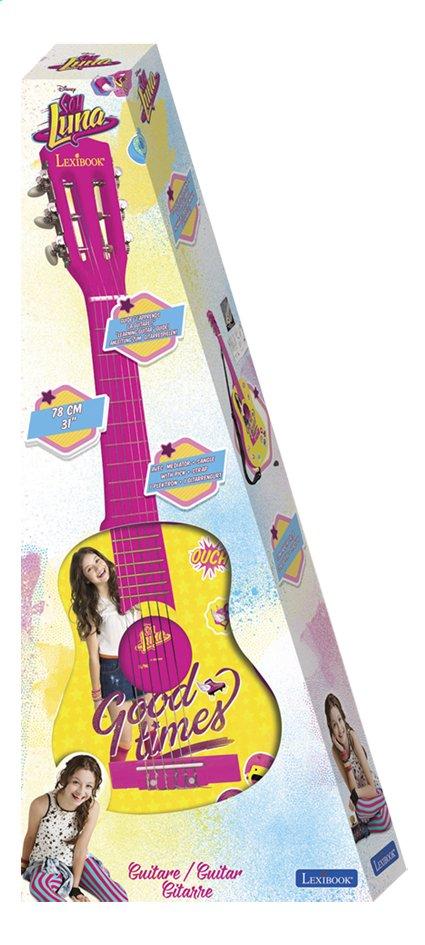 Afbeelding van Lexibook Klassieke gitaar Soy Luna 6 snaren met boekje FR from DreamLand