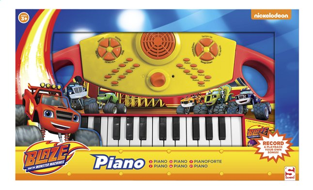 Afbeelding van Sambro digitale piano Blaze from DreamLand