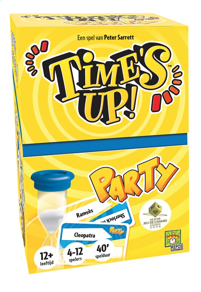 Image pour Time's Up! Party NL à partir de DreamLand