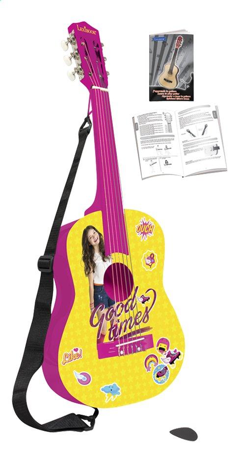 Image pour Lexibook guitare classique Soy Luna 6 cordes avec livret à partir de DreamLand