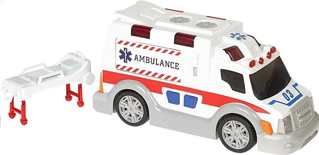 Afbeelding van DreamLand ambulance from DreamLand