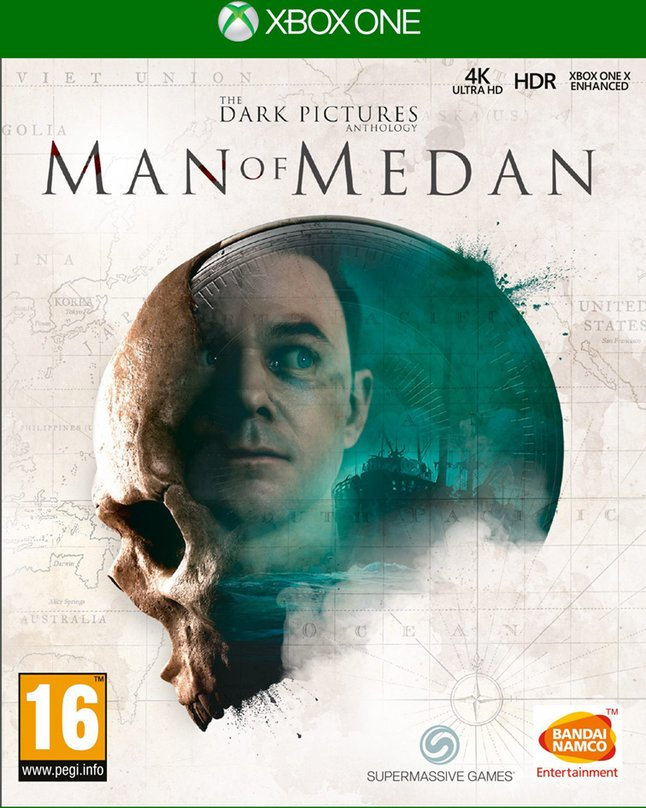 Xbox One The Dark Pictures Man of Medan FR