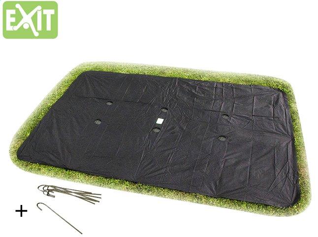 Afbeelding van EXIT afdekzeil voor trampoline 3,66 x 2,14 m from DreamLand