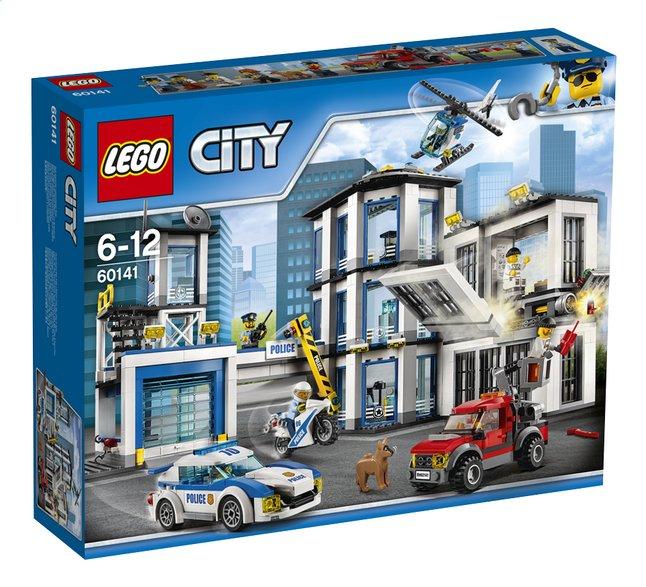 Afbeelding van LEGO City 60141 Politiebureau from DreamLand