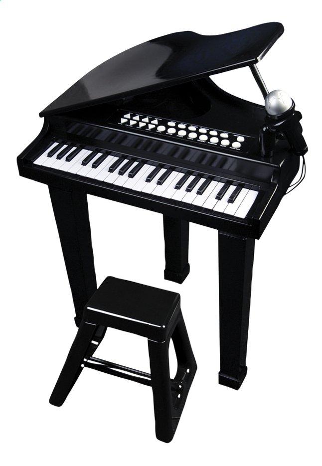 Afbeelding van Piano met stoel en micro from DreamLand